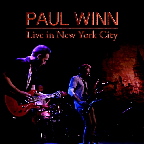 CD/DVD - Live in New York City
